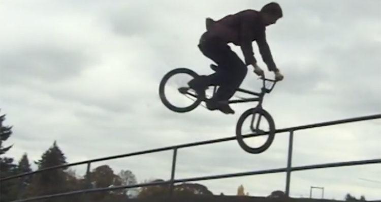 Animal Bikes 2002 BMX video