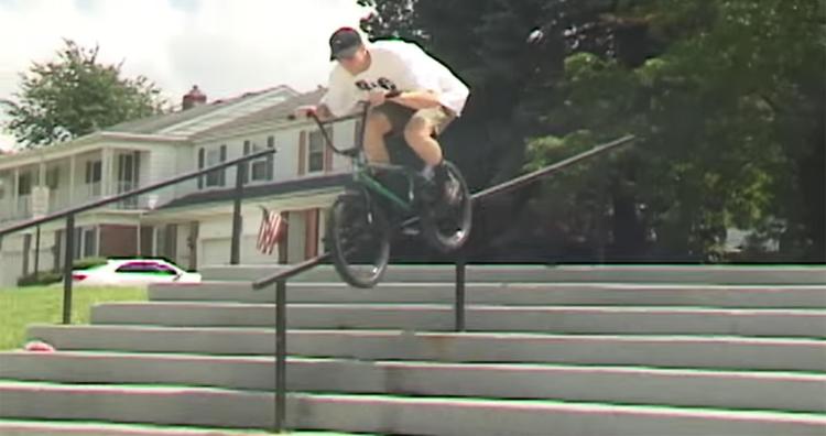 Animal Bikes Nick Seabasty BMX video