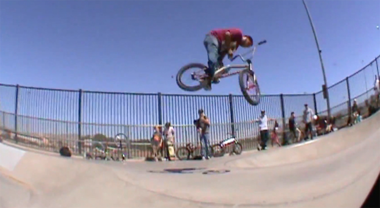 Apple Valley Anniversary Jam BMX Video