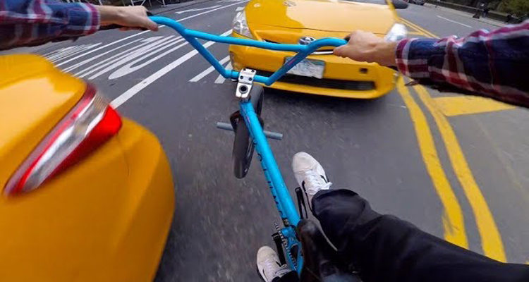 Billy Perry – GoPro BMX Bike Riding in NYC 8