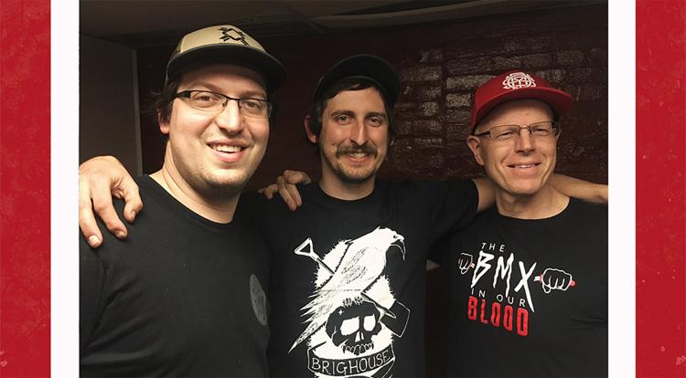 BMX In Our Blood Podcast Mike Potoczny Mark Potoczny
