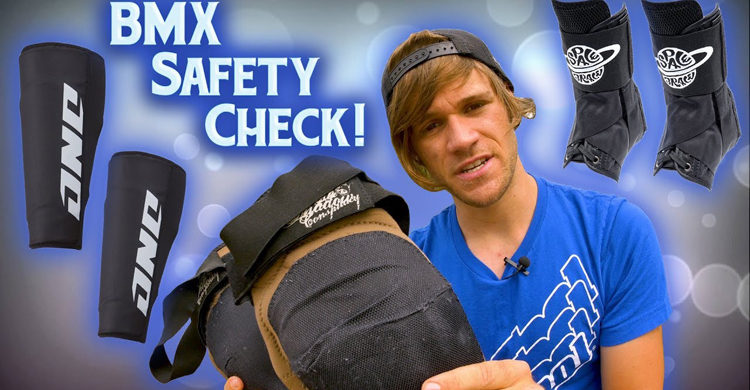 Brant Moore – BMX Safety Check