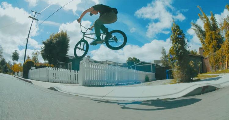 Cinema BMX – Nathan Williams Rewind Sprocket Promo