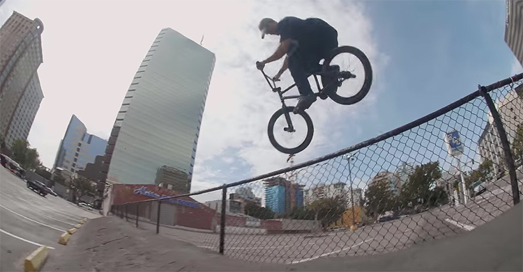 Colin Varanyak Drop The Pin BMX video