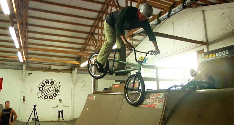 Colony BMX – Clint Millar Oregon Raw