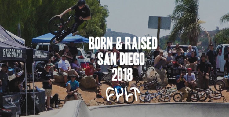 Cult – Chase Hawk Born & Raised  – San Diego 2018 Highlights