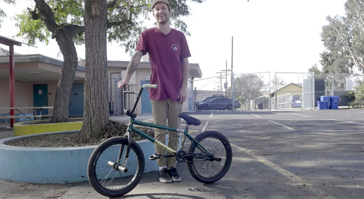 Dan Coller Summer 2018 Video Bike Check