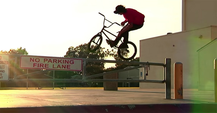 Denim Cox Monster Mash BMX DVD