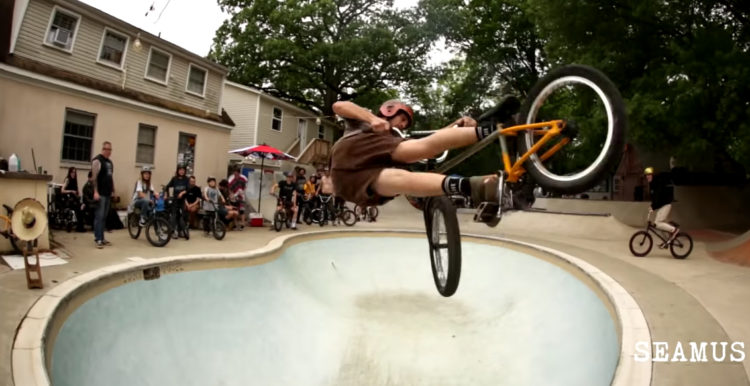 DIY BMX Worlds – Stop 1: The Lost Bowl