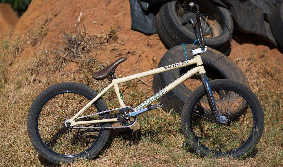 Chris Harti BMX Bike Check