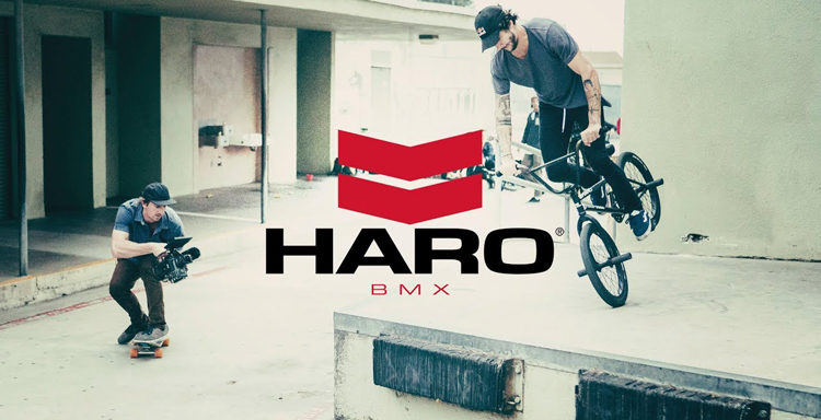 Haro Bikes – Matthias Dandois 2018 Video