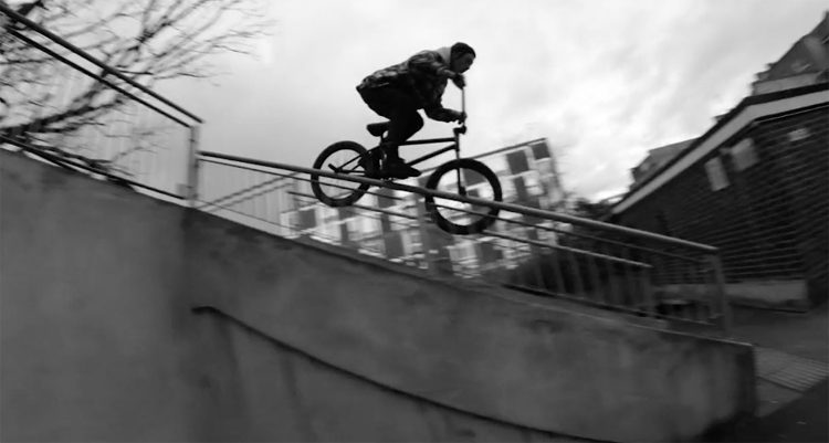 Mega Mix Selecta BMX Video