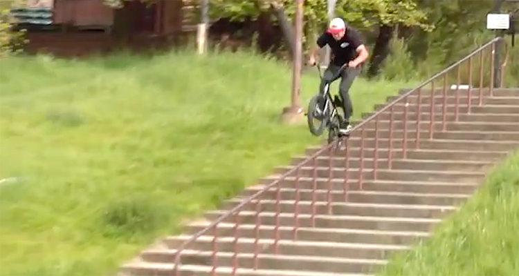 Animal Bikes – Cali Plug: Mike Garcia