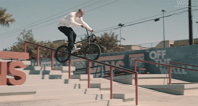 Vans – Another Day: Nico Badet In California