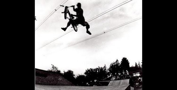 Paul Buchanan – Blaine, Washington Ramps (1997)