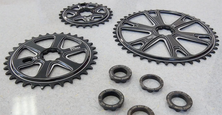 Profile Racing Sabre Universal Sprocket BMX