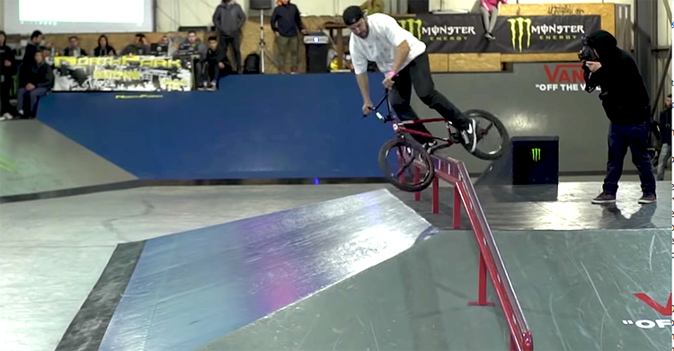 Ride On BMX Northjam 2018 Highlights BMX video