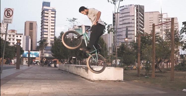 Rodrigo Rezavela Sao Paulo BMX video