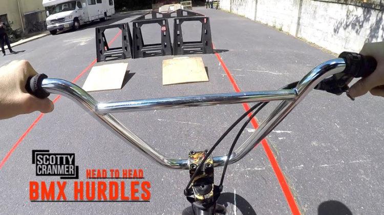 Scotty Cranmer – BMX Hurdle Challenge #3