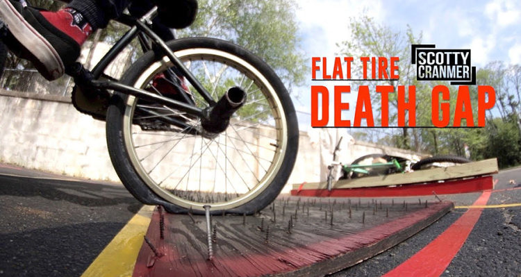Scotty Cranmer – Flat Tire Death Gap #6