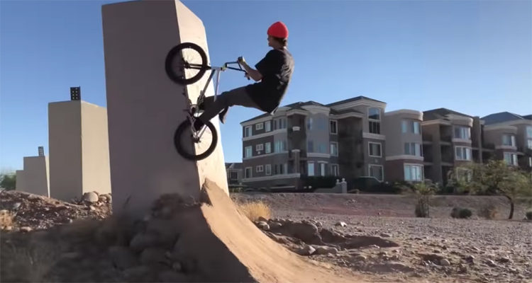 Shadow Conspiracy Mark Burnett Field Notes Arizona BMX video