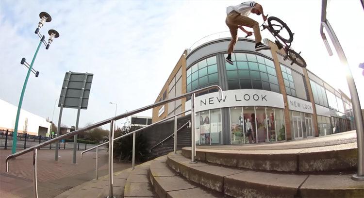 S&M BIkes DUB BMX Hobie Doan In Liverpool BMX video