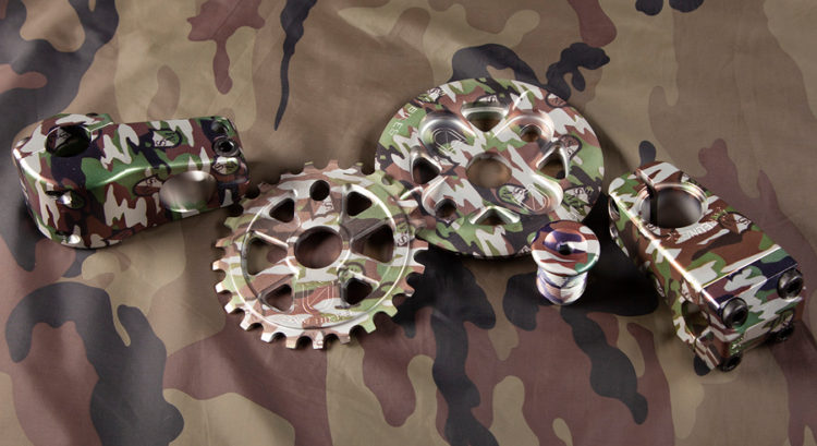 S&M Bikes – Shield Camo Colorway