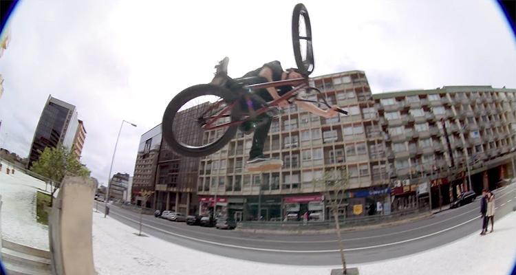 Soulcycle BMX Sony Portugal Trip BMX video