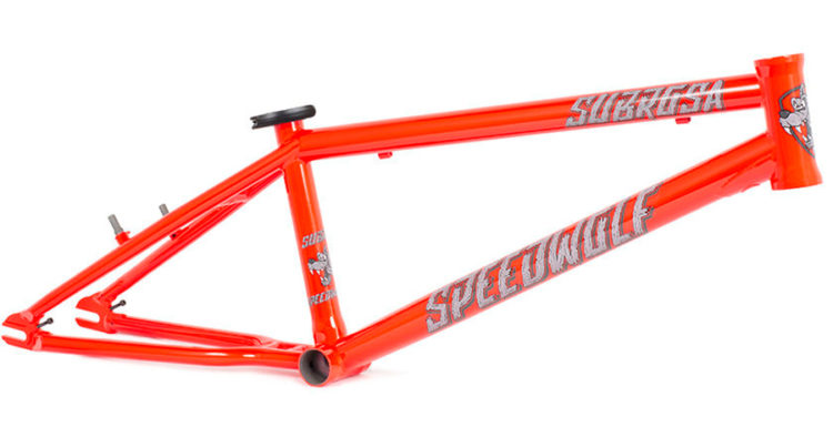 Sneak Peek: Subrosa – Speedwolf Frame