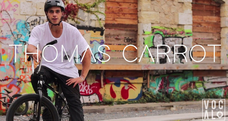 Vocal BMX – Thomas Carrot 2018 Video