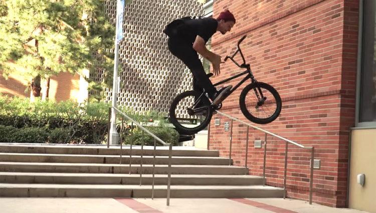 Wethepeople BMX – Dan Kruk Stallis Bars Promo