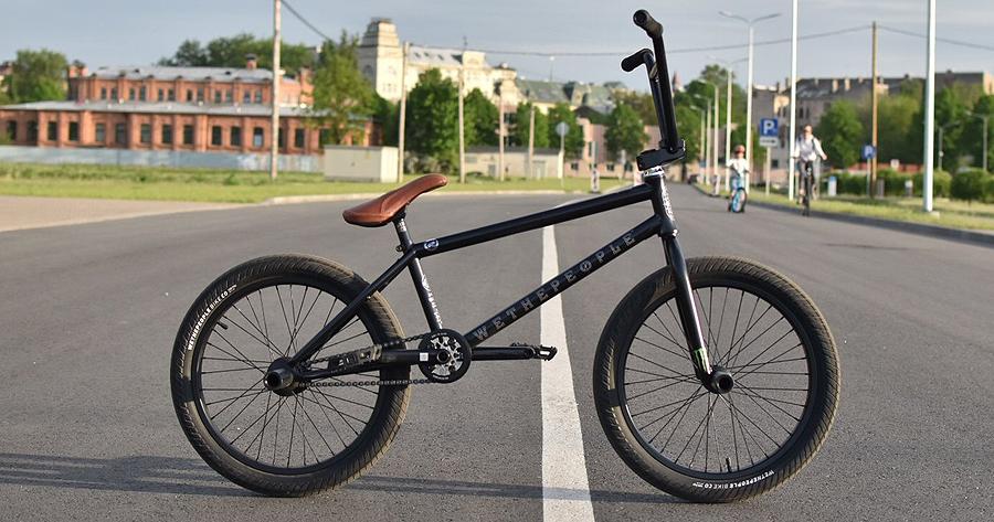 Wethepeople BMX Ed Zunda Bike Check BMX