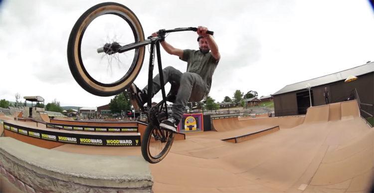 Bike Swap Ben Wallace Paul Ryan BMX video