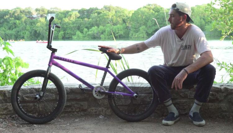 Sunday Bikes – Brett Silva Video Bike Check