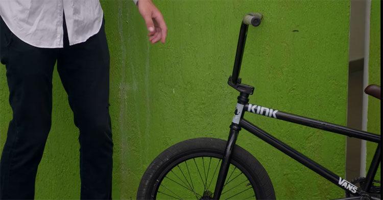 "Calvin Kosovich ""What I Ride"" Video Bike Check"