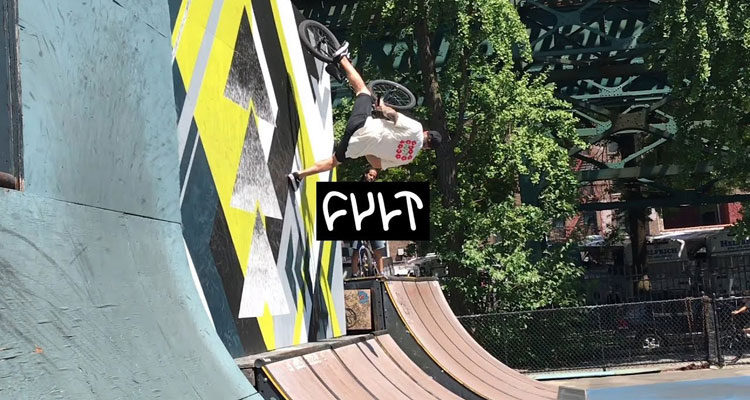 Cult BMX Mullaly Jam 2018 BMX video