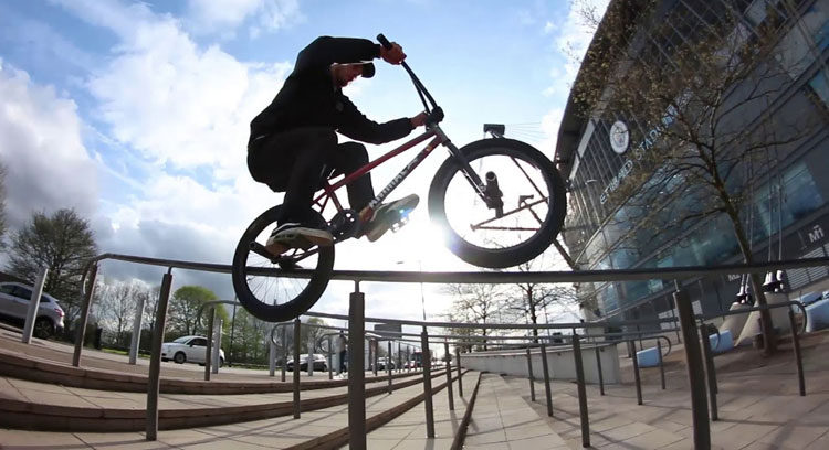 DUB BMX – Hobie Doan Video