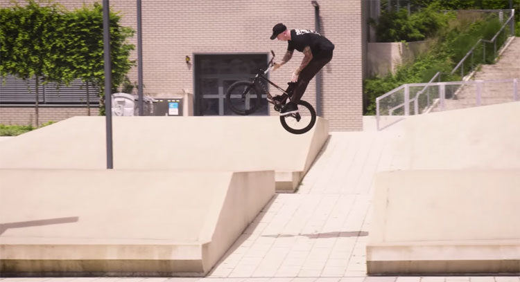 One Day In Luxembourg with Felix Prangenberg