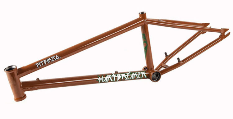 Fit Bike Co. – Clay Brown Hartbreaker Frame