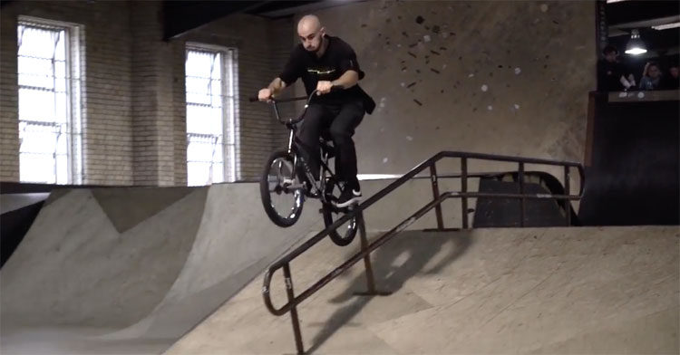 Fit Bike Co FUK It Tour Day 3 BMX video