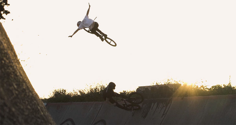 Flybikes Journeys Sergio Layos and Sem Kok in Madrid