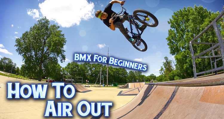 How To Air Out On A Quarterpipe