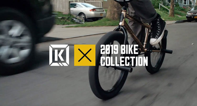 Kink BMX – 2019 Complete Bikes Collection Trailer