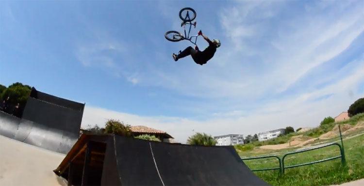 Kink BMX – Jonathan Camacho & Matthieu Noe Video