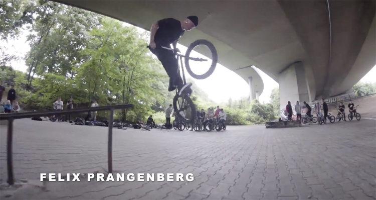 Mannheim BMX Street Jam 2018