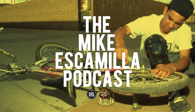 Snakebite – Mike Escamilla Interview Podcast
