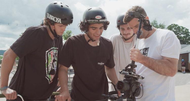 Mongoose Jam 2018 Meet The Teams BMX video