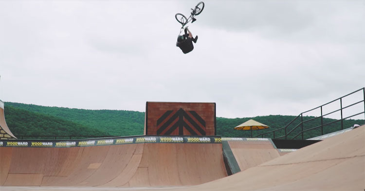 Mongoose Jam 2018 Team Ben Wallace BMX video