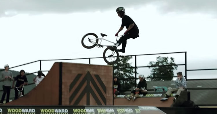 Mongoose Jam 2018 Team Pat Casey BMX video