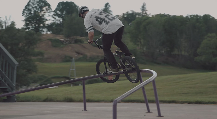 Mongoose Jam 2018 Team Paul Ryan BMX video